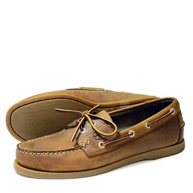 Orca Bay Creek Mens Deck Shoes Sand 2021