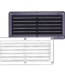ABS Plastic Ventilator 139mm x 124mm