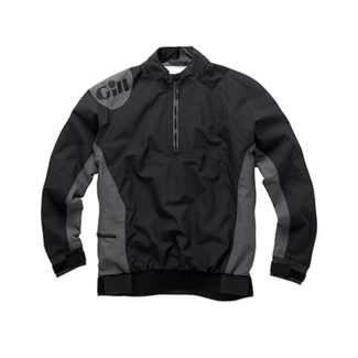 Gill Gill Mens Pro Dinghy Top Black