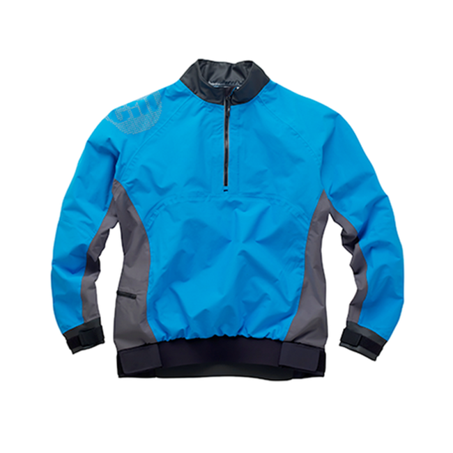 Gill Gill Mens Pro Dinghy Top Blue