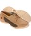 Musto Porto Cervo Mens Leather And Mesh Sailing Shoe Sand