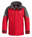 Musto BR1 Inshore Mens Jacket Red/Dark Grey (Small)