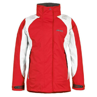Musto Musto BR1 Inshore Womens Jacket Red