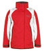 Musto BR1 Inshore Womens Jacket Red (Size 8)