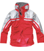 Henri Lloyd TP2 Biscay Womens Jacket Signal Red/White (Large)
