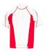 Henri Lloyd Cobra Mens Rash Vest Short Sleeve Optical White (X-Small)
