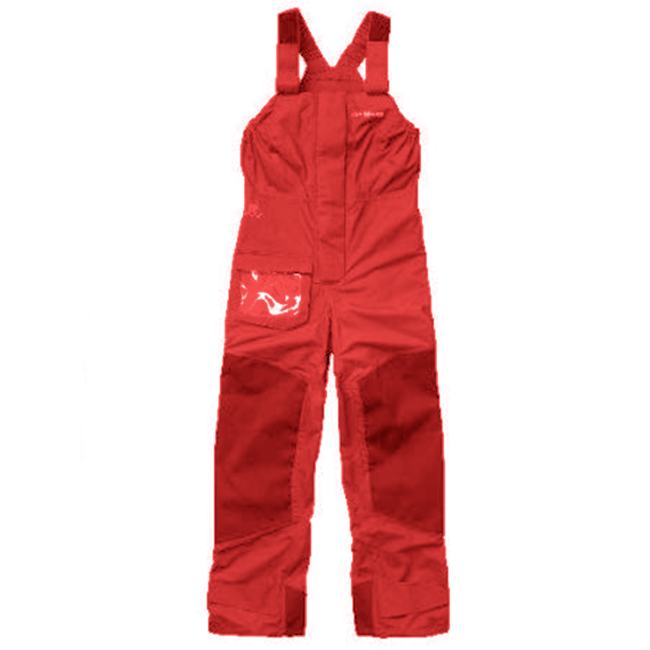 Henri Lloyd Henri Lloyd Shockwave Hi Fit Mens Trousers Red