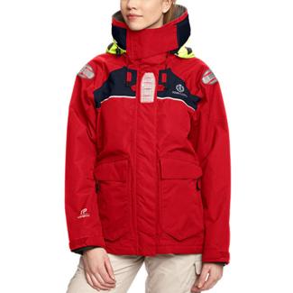 Henri Lloyd Henri Lloyd Ultimate Cruiser Womens Jacket Red
