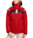 Henri Lloyd Ultimate Cruiser Womens Jacket Red (X-Small)