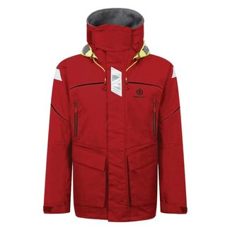 Henri Lloyd Henri Lloyd Freedom Waterproof Sailing Jacket New Red