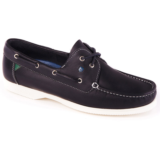 Dubarry Admirals Mens Deck Shoes Navy