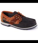Dubarry Dubarry Clipper Mens Deck Shoes Navy/Brown 2021