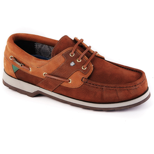 Dubarry Dubarry Clipper Mens Deck Shoes Brown 2020