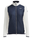 Holebrook Mimmi Womens FullZip Windproof Jacket Navy (Large)