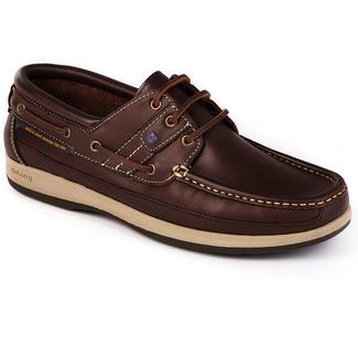 Dubarry Dubarry Atlantic Mens Deck Shoes Chestnut