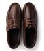 Dubarry Atlantic Mens Deck Shoes Chestnut