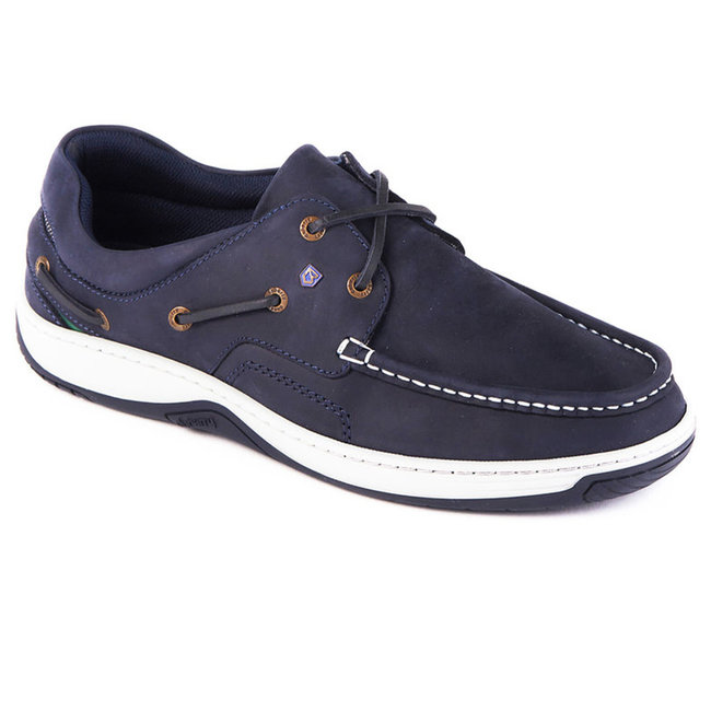 Dubarry Dubarry Navigator Mens Deck Shoes Navy