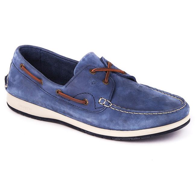 Dubarry Pacific X LT Mens Deck Shoes Denim - Size 9 (43)