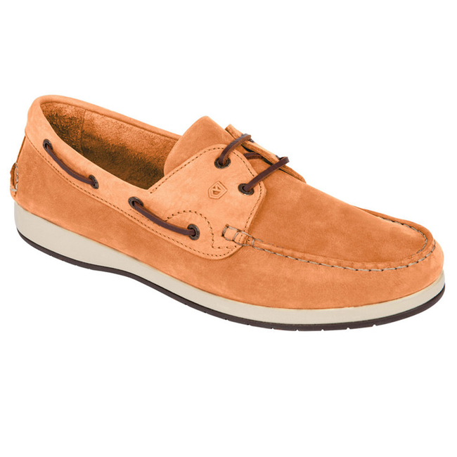 Dubarry Pacific X LT Mens Deck Shoes Whiskey - Size 10 (44)