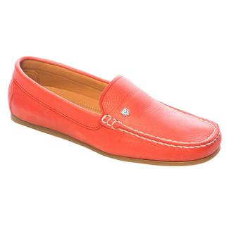 Dubarry Dubarry Santorini Womens Deck Shoes Coral