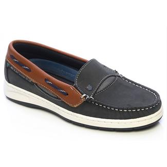 Dubarry Dubarry Capri Womens Deck Shoes Denim/Tan
