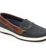 Dubarry Capri Womens Deck Shoes Denim/Tan - Size 3.5 (36)