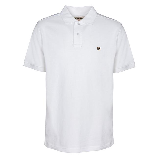 Dubarry Banbridge Mens Polo Shirt White