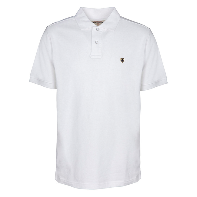Dubarry Dubarry Banbridge Mens Polo Shirt White