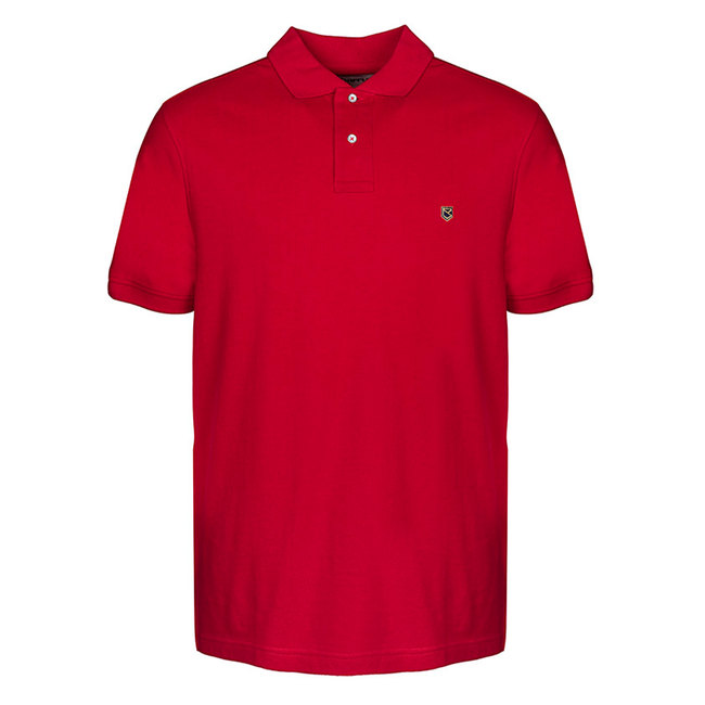 Dubarry Dubarry Banbridge Mens Polo Shirt Red