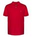 Dubarry Banbridge Mens Polo Shirt Red