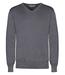Dubarry Carson Mens Cotton Jumper Grey