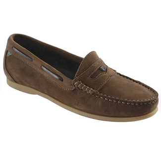Dubarry Dubarry Menorca Womens Deck Shoes Café
