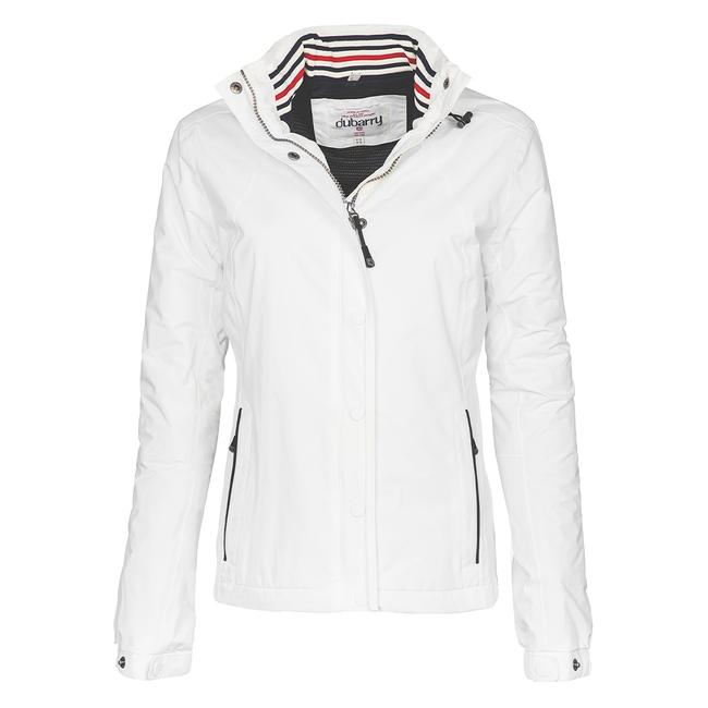 Dubarry Lecarrow Womens Lightweight Performance Jacket Sail White (Size 14)