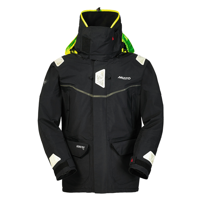 Musto Musto MPX GORE-TEX Pro Offshore Waterproof Jacket Black