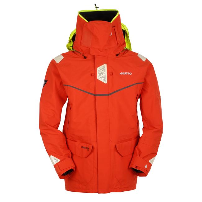 Musto Musto MPX GORE-TEX Pro Offshore Waterproof Jacket Fire Orange