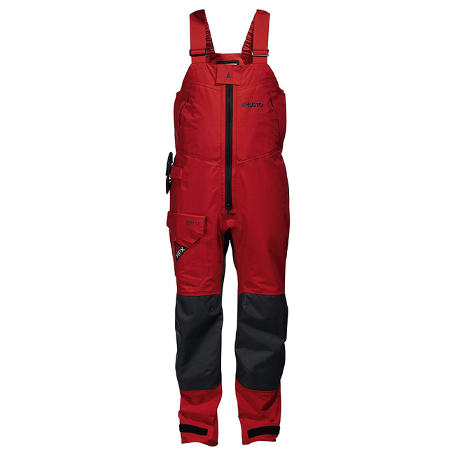 Musto MPX GORE-TEX Pro Offshore Waterproof Trousers Red (Old Style)