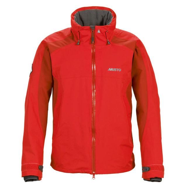 Musto BR1 Race Mens Jacket Red Small (Old Style)
