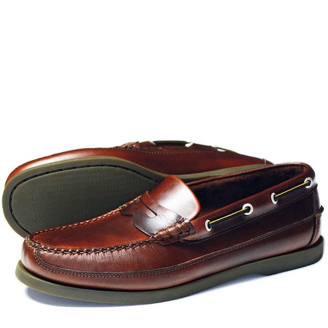 Orca Bay Fripp Mens Deck Shoes Elk 2019