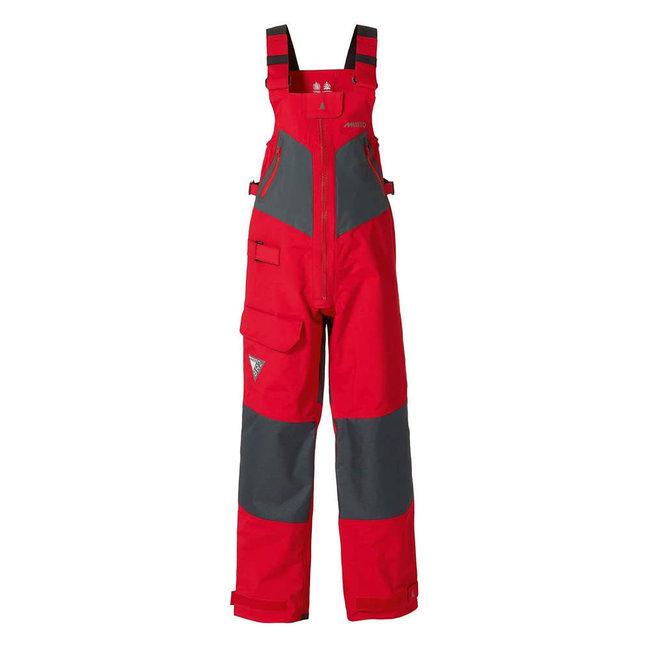 Musto Musto BR2 Womens Waterproof Sailing Offshore Trouser Red/Dark Grey