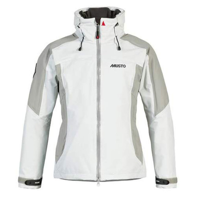 Musto BR1 Race Womens Jacket Platinum Size 14 (Old Style)