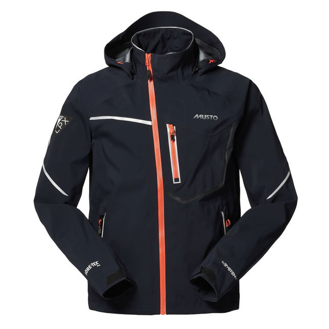 Musto LPX GORE-TEX Pro Dynamic Stretch Mens Jacket Black X-Small (Old Style)