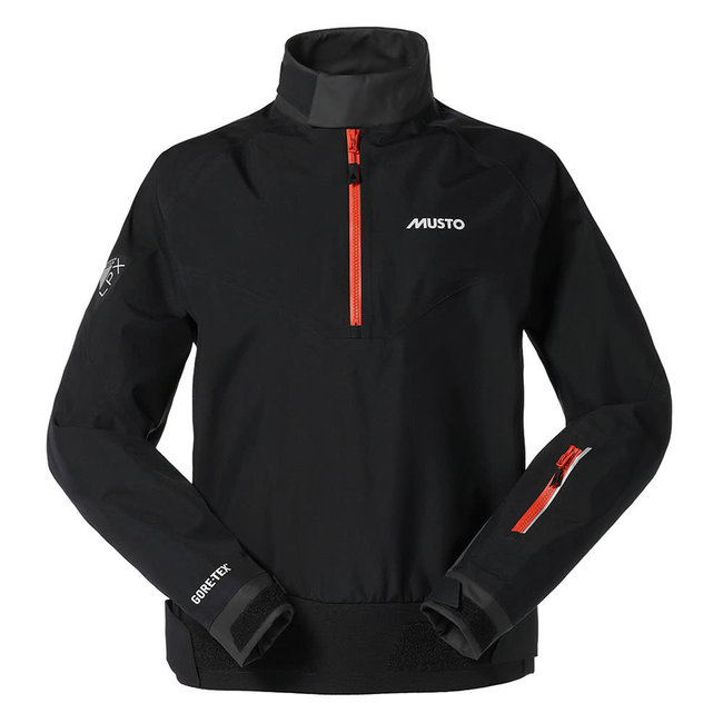 Musto LPX Mens Smock Black Small (Old Style)