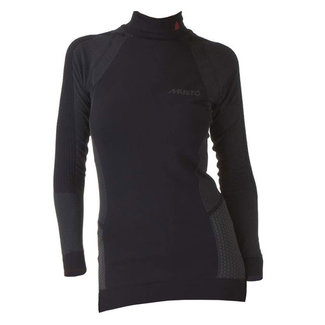 Musto Musto Active Womens Base Layer Crew Black