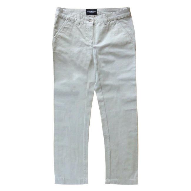Henri Lloyd Henri Lloyd Solent Mens Chino Regular Trousers Stone