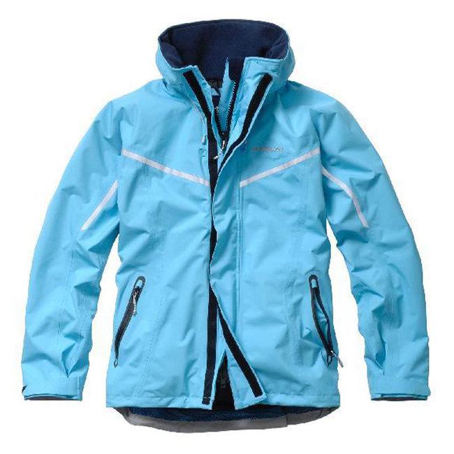 Henri Lloyd Blue Eco Mens Jacket Topaz (X-Small)