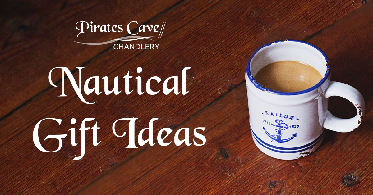 Nautical Gifts from Pirates Cave Chandlery