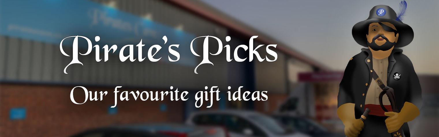 Pirates Picks - Our Favourite Gift Ideas