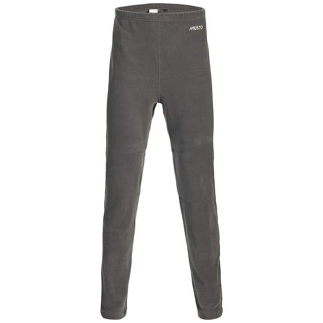 Musto Extreme Thermal Mens Fleece Trousers Dark Grey XX-Large (Old Style)