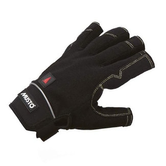 Musto Musto Amara Short Finger Gloves Black X-Large