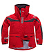 Gill OS1 Offshore Mens Jacket Graphite/Red (X-Small)